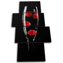 Wine Glass  Food Kitchen - 13-1708(00B)-MP04-PO